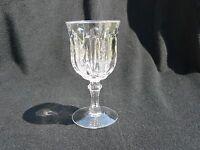 Diamond Ridge #48 Duncan & Miller claret or wine glass EAPG