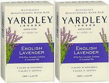 Yardley Soap English Lavender (2 Bars)