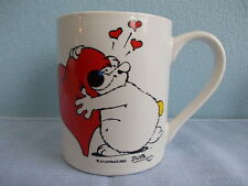 Vintage keramik collection mug 2002 Dommel - Dupa