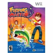 *NEW* Fishing Master (Konami) - Nintendo Wii