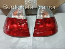 BMW Brand E46 3 Series Touring 99 05 Wagon Genuine Taillights Fanale posteriore