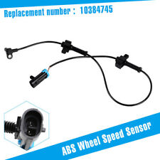 Rear ABS Wheel Speed Sensor For 2007 2008 Chevy Silverado 3500 HD GMC Sierra US
