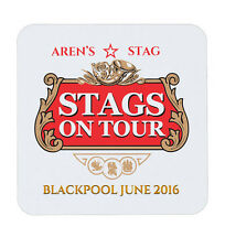 Stags On Tour Stella Personalised Custom Do Coaster Cup Mat Tea Coffee Drink