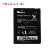 BATTERIE pour Wiko 3913 2500 mAh Lenny 4 / Lenny 4 Plus / Harry