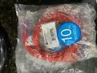 90 NEW SlimRun Cat6A Ethernet  7' RJ45 Patch Cables (7 packages of 10 each)