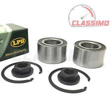 Rear Wheel Bearing Kit Pair for JAGUAR S TYPE & XJ X350 - 1999 to 2007
