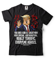 Donald Trump Mothers Day T shirt, Gift For Mom, Funny Mother's Day Gift Idea