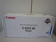 Original toner CANON C-EXV 26 pour IR c1021/1028 series avec facture 1659b006 OVP
