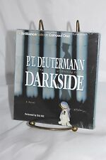 Audiobook P.T. Deutermann Darkside Abridged 5 CDs/5+ hours new free shipping