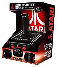 Atari Retro Plug and Play TV Joystick Console Includes 50 Games &