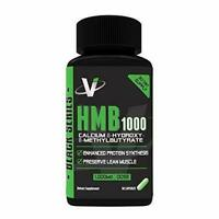 VMI Sports HMB 1000mg, Lean Muscle Mass & Recovery, 90 Capsules