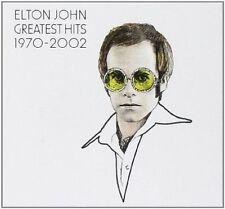 Elton John - Greatest Hits 1970-2002 (2002), Neu OVP, 2 CD Set