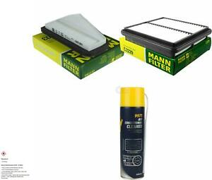 Mann Filter Package mannol Air Conditioning Cleaner Daewoo for Lanos Klat 1.3