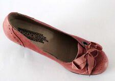 """Escarpins Chaussures """"DKODE"""" femme cuir SOF PINK Neuves"""