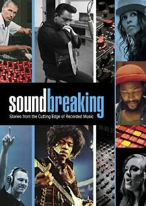SOUNDBREAKING: STORIES FROM THE CUTTING EDGE OF NEW DVD