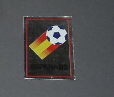 N°2 LOGO ESPAÑA 82 RECUPERATION PANINI FOOTBALL ESPAGNE 1982 WM