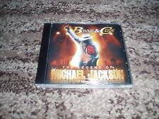 "Michael jackson very rare cd album mix ""the legend of michael jackson"""