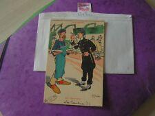carte postale  ww1  1914   1918  nos marins   la censure