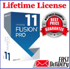 VMWARE FUSION 11 PRO MAC 🔑LIFETIME KEYS🔑OFFICIAL 2020 🔥FAST DELIVERY🔥