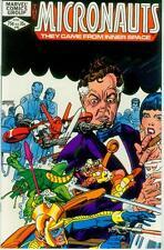 Micronauts # 42 (Gil Kane) (états-unis, 1982)