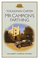 (Very Good)-MR Campion's Farthing (Medieval Mysteries) (Paperback)-Youngman-Cart