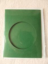 """2 x Cartoncini & Buste per mouseloft stitchlets 3.5 """"x 4,5"""" Verde"""