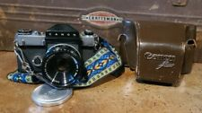 Vintage Cannon Cannonflex 35mm Camera SLR made in japan