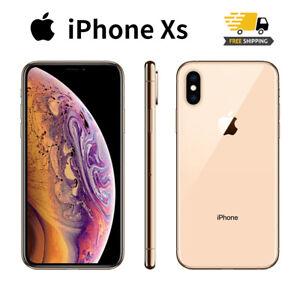 Nuevo Apple iPhone XS - 64GB - Desbloqueado Oro Dorado MEJOR VENDEDOR