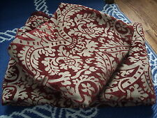 Handmade velvet and tapestry brocade throw - beautiful with such richness...!