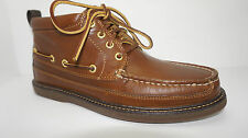 Sperry Top-Sider Men's Gold Cup STS12541 A/O Chukka Tan Leather Boots Size 7 NIB