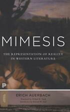 Mimesis: The Representation Of Reality In Western Literature (princeton Class...