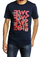 Official Rugby World Cup 2015 Men's Winners Cotton T-Shirt by Canterbury - Large