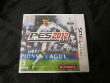 3DS : PES 2012 3D - PRO EVOLUTION SOCCER 12 - Nuovo, sigillato, ITA !