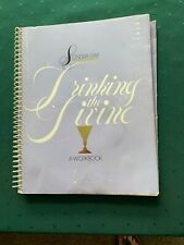 Sondra Ray DRINKING THE DIVINE First Edition 1984, COURSE IN MIRACLES
