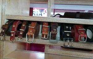 Wholesale Job Lot of Mens Ladies Belt 12mm/20mm Mixed Lot Leather Belts