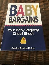Baby Bargains: 2019 update! Your Baby Registry Cheat Sheet - VERY GOOD (JM)