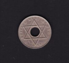 British West Africa Half Penny 1937 H