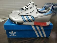 ADIDAS MICROPACER OG SILVER METALLIC SIZE 12.5
