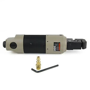 Pneumatic Sheet Metal Plier 5mm Hole Puncher Air Punch Flange Folding Punching
