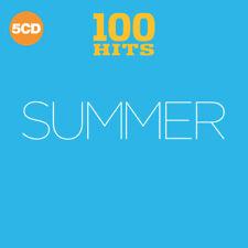 Various Artists - 100 Hits: Summer / Various [New CD] Boxed Set, UK -
