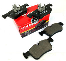 MINTEX MDB3216 FRONT AXLE BRAKE PAD SET FOR BMW 1 118 120 3 316 318 320 4 SERIES