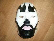 INSANE CLOWN POSSE MASK HEAD WRESTLING FANCY DRESS UP VIOLENT J SHAGGY 2 DOPE