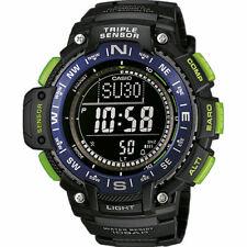 CASIO Herrenuhr, Digital-Kompass, Barometer, Thermometer, 10bar, SGW-1000-2BER