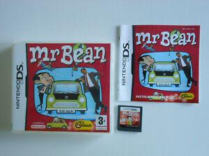 MR BEAN * NINTENDO DS GAME / LITE / DSi . 100% GENUINE