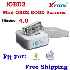 XTOOL iOBD2 Bluetooth 4.0 EOBD Car Scanner OBD2 Code Reader for iOS and Android