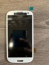 White Samsung Galaxy S3 i747 T999 LCD & Touch Screen w/ No Frame Assembly