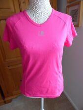 Ladies Karrimor Running Bright Pink Top Size 8