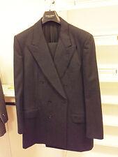 Priced to sell! Gieves & Hawkes London Savile Row Black wool men's suit 42R