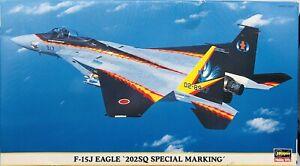 Hasegawa 1/72 F-15J EAGLE `202SQ SPECIAL MARKING' #00176