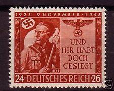 1943 Duitse Rijk / Deutsches Reich 863 MARSCHES ZUR FELDHERRNHALLE  postfris/MNH